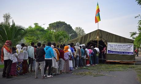 Ethiopian Referendum
