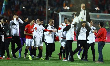 Egypt coach Shawky Gharib