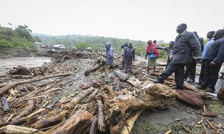 floods and landslides in Kenya