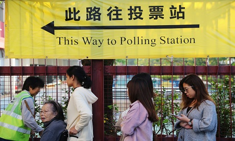 HK votes