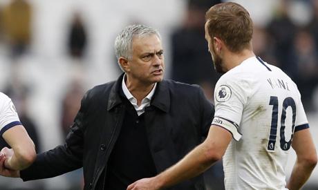 Mourinho, Kane