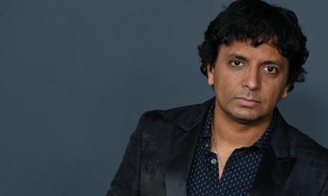 US filmmaker M. Night Shyamalan