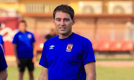 Ahly coach Weiler