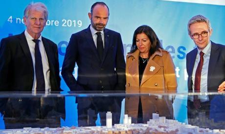 Paralympic Games village for Paris 2024