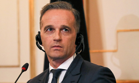 German Foreign Minister Heiko Maas (Reuters)