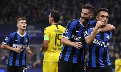 Inter Milan Borussia Dortmund (AFP)