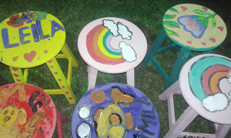 Art and Crafts in the Family Park