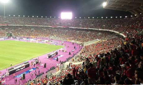 File photo: Cairo International Stadium (Reuters)