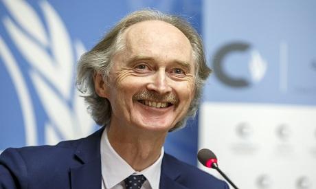 UN envoy for Syria