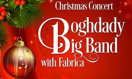 Christmas Concert for Boghdady