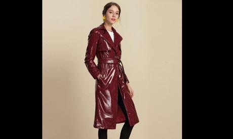 Glossy coats