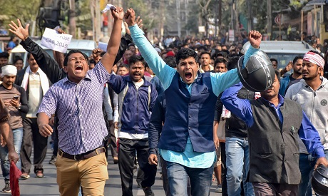 India CAB protests