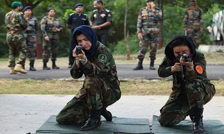 Afghani Army