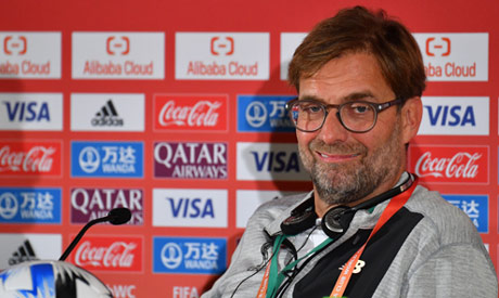 Liverpool FC coach Jurgen Klopp
