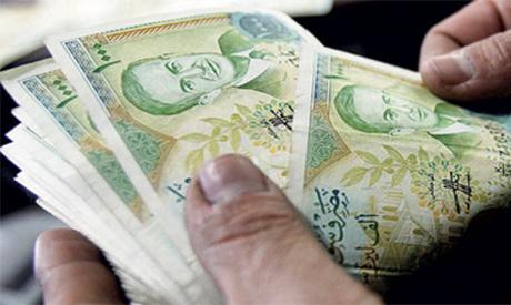 Syrian lira in free fall