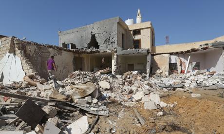 Escalation in Libya