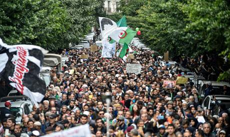 Algeria's military favourite wins election