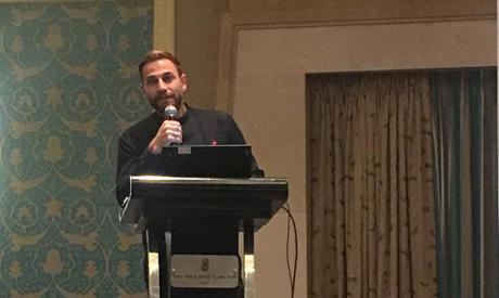 Nicola Moawad-World AIDS day Cairo 2019