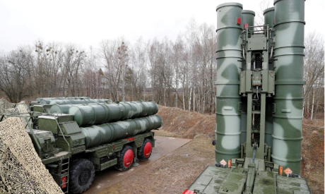 S-400surface-to-air missile system
