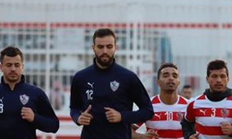 Tunisian fullback Hamdi Nagguez (Photo: http://el-zamalek.com)