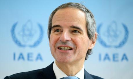 Director General of the IAEA Rafael Grossi