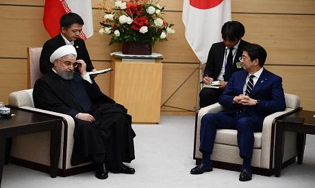 Iran-Japan Summit