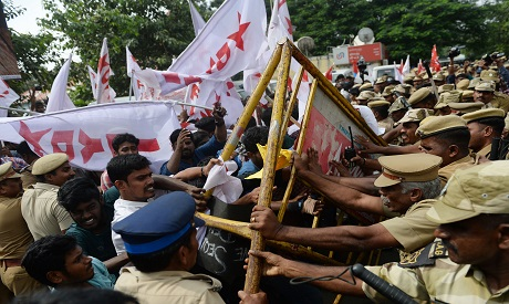 Indian Protests against citizenship law