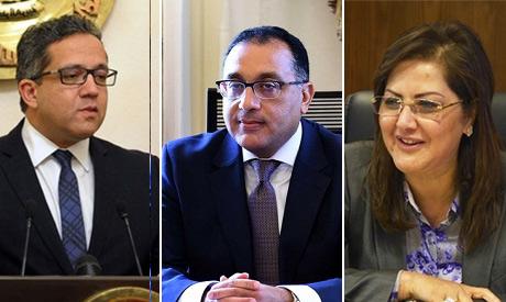 El-Anany, Madbouly, El-Saeed