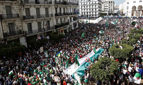 Algeria's challenges, past and present