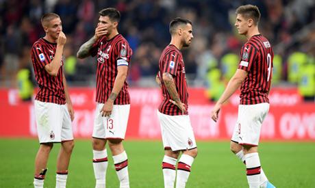Atalanta put five past AC Milan