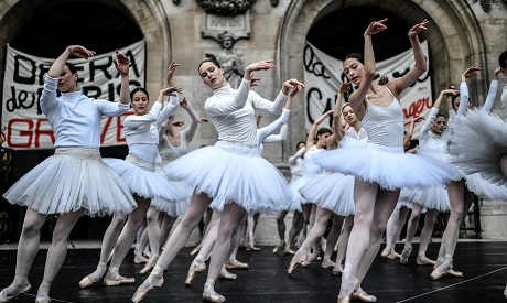 Paris Opera strike