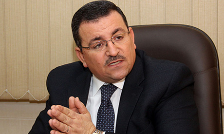 Egypt's newly-appointed information minister Osama Heikal (Al-Ahram)