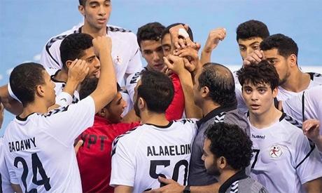 Egyptian Handball Team