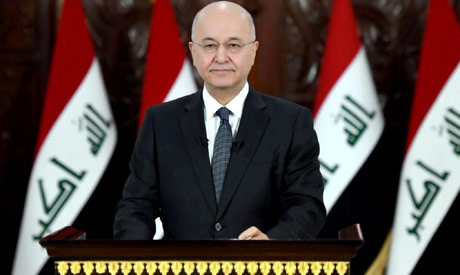 Barham Saleh