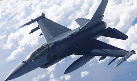 FILE PHOTO: A U.S. Air Force F-16 fighter (Reuters)