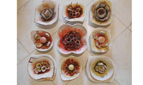 Rabab Wahba ceramics