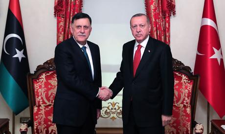 Sarraj's grand treason