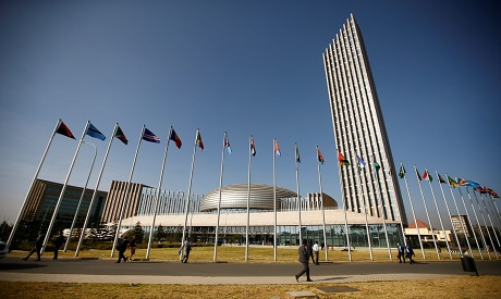 Representatives from the African Union's 55 member states will meet today in Addis Ababa to discuss