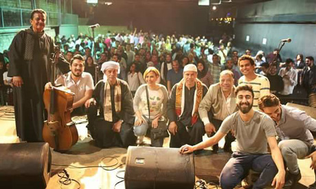 Egyptian Project Acoustic(Photo: facebook.com/EgyptianProjectAcoustic/)