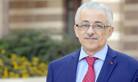 Education minister Tarek Shawky (Al-Ahram)