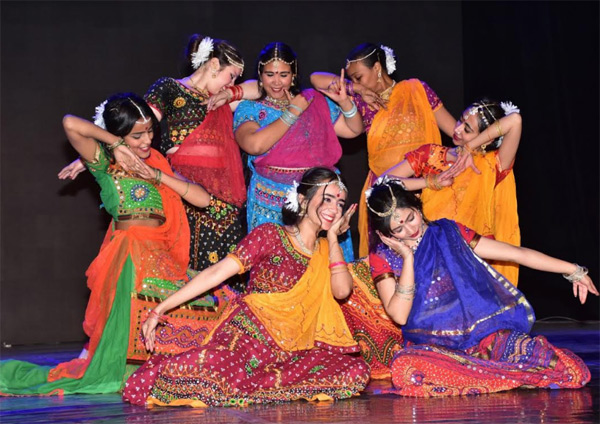 Classical and Bollywood dances