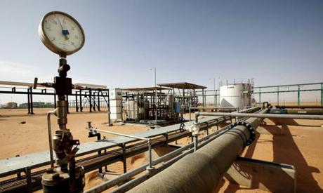 Sharara oilfield Reuters