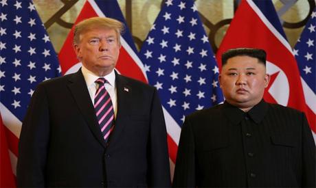 Trump and Kim new summit