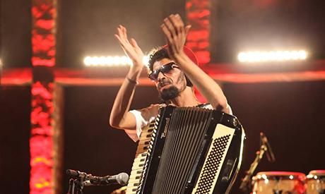 Wael El-Sayed at Wust El-Balad