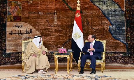 Sharjah Ruler- Sisi