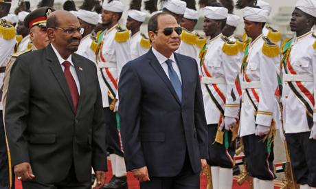 Sisi, Al Bashir