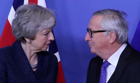 May, Juncker