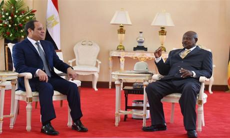 Sisi, Museveni