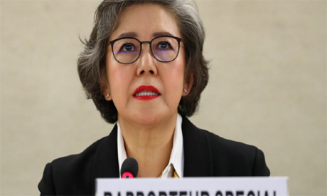 Special Rapporteur on the situation of human rights in Myanmar