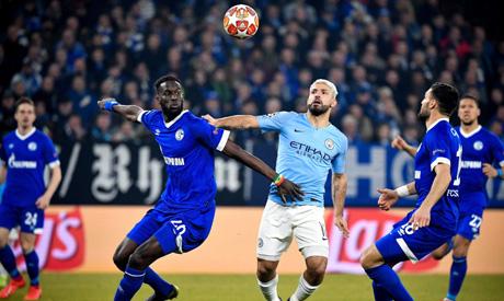 Manchester City v Schalke 04 (Reuters)